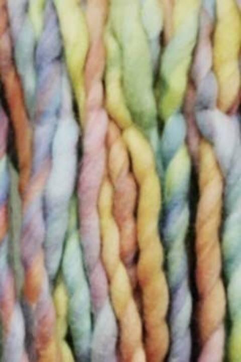 SMILLA - BUNT PASTELL LILA/APRICOT/MINT kaufen im Makerist Materialshop