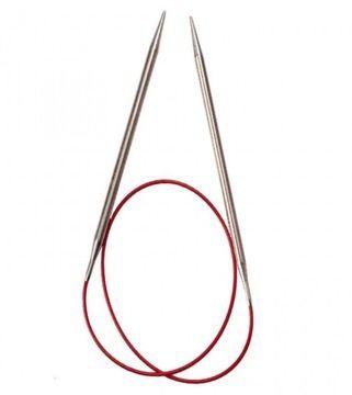 Rundstricknadel RED LACE Edelstahl von ChiaoGoo 6,5 mm - 60 cm - Kurzwaren und Zubehör kaufen im Makerist Materialshop