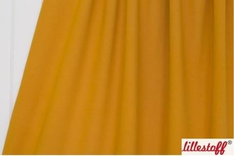 Senffarbener Uni Bio-Sommersweat lillestoff - 150 cm kaufen im Makerist Materialshop