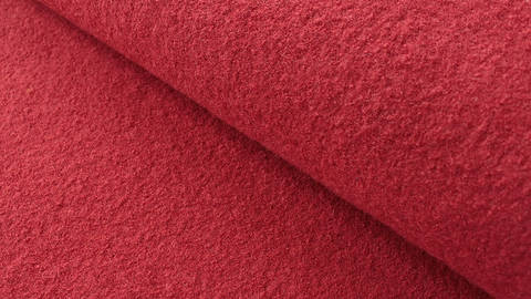 Roter Uni Walkstoff: Boiled Wool - 145 cm kaufen im Makerist Materialshop