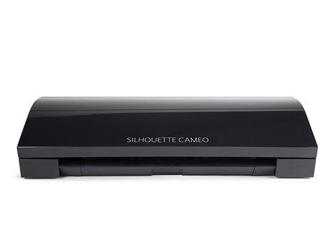 Schwarzer Hobbyplotter - SILHOUETTE CAMEO 3 - Plotter und Folien kaufen im Makerist Materialshop