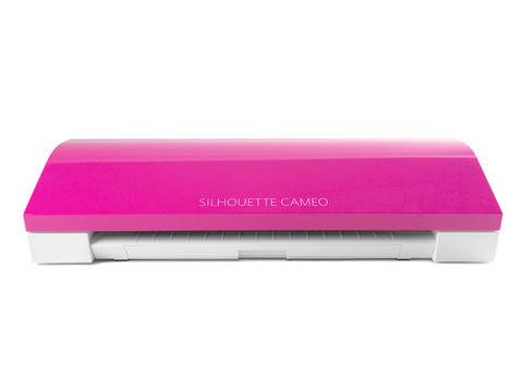 Pinker Hobbyplotter - SILHOUETTE CAMEO 3 - Plotter und Folien kaufen im Makerist Materialshop
