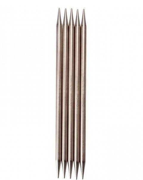 Nadelspiel Edelstahl von ChiaoGoo 2,25 mm - 20 cm - 5 St kaufen im Makerist Materialshop
