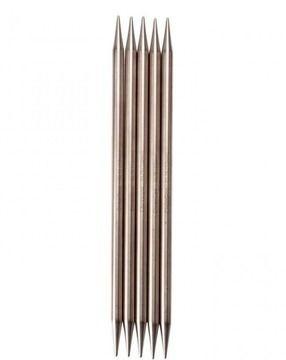 Nadelspiel Edelstahl von ChiaoGoo 6,5 mm - 20 cm - 5 St - Kurzwaren und Zubehör kaufen im Makerist Materialshop