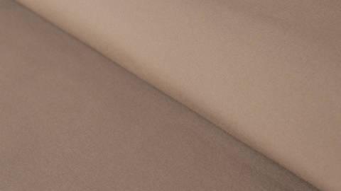 Taupefarbener Uni Softshell: dreilagig - 144 cm kaufen im Makerist Materialshop