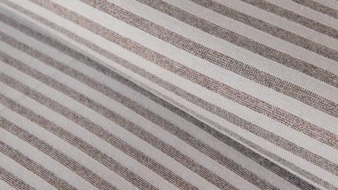 Taupefarbener Ringelbündchen: Sparkling Rib - 70 cm kaufen im Makerist Materialshop