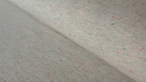 Hellgrau melierter Uni Jersey: Cosy Colors - 150 cm kaufen im Makerist Materialshop