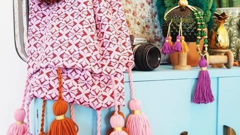 Tassel Maker: Das Quastenwerkzeug Tasselinchen von Cherry Picking kaufen im Makerist Materialshop