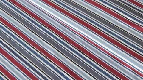 Navy-bordeaux-taupefarbener Ringeljersey - 150 cm kaufen im Makerist Materialshop