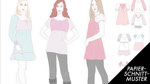 E-Book IMKE Bluse, Shirt, Kleid Damen