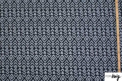Dunkelblauer Jeansstoff lillestoff: Iquitos - 150 cm kaufen im Makerist Materialshop