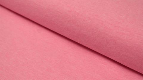 Rosafarbener melierter Jersey: Avalana Melange - 160 cm kaufen im Makerist Materialshop