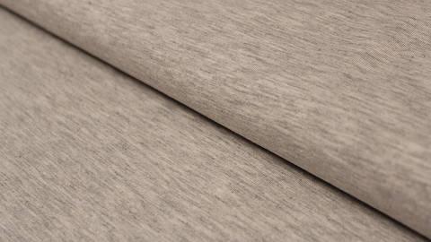 Grauer melierter Jersey: Avalana Melange - 160 cm kaufen im Makerist Materialshop