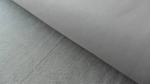 Grauer Uni Softshell: dreilagig - 144 cm kaufen im Makerist Materialshop