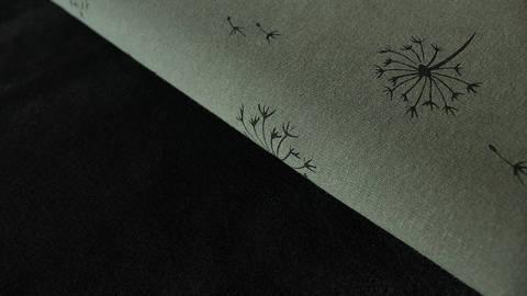 Khakifarbener Happy Fleece: Hawkbit - 150 cm kaufen im Makerist Materialshop