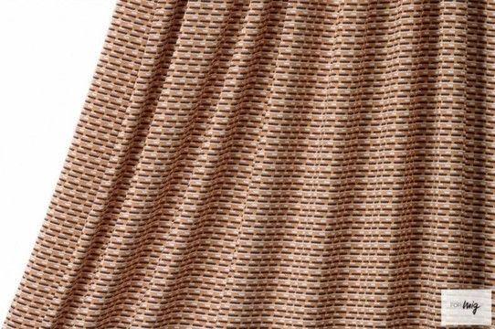 Beiger Modalstoff lillestoff: Autumn Daydreaming Kombi - 160 cm - Stoffe kaufen im Makerist Materialshop