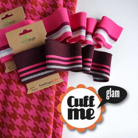 Elastische Cuff me Bündchen: Glam kaufen im Makerist Materialshop