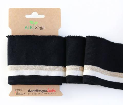 Elastische Cuff me Bündchen: Glam - Col. 19 kaufen im Makerist Materialshop