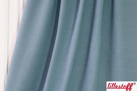 Rauchblauer Uni Jacquardsweat lillestoff - 140 cm kaufen im Makerist Materialshop