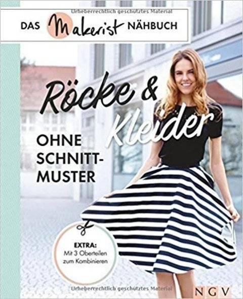 Röcke und Kleider - Das Makerist Nähbuch kaufen im Makerist Materialshop