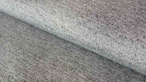 Grau melierter Jersey: Sparkling - 145 cm kaufen im Makerist Materialshop