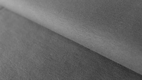 Anthrazitfarbener Bündchenstoff: Heike - 100 cm kaufen im Makerist Materialshop