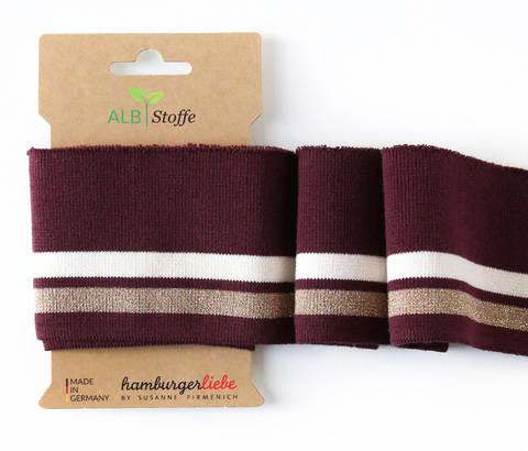Elastische Cuff me Bündchen: Glam - Col. 23   kaufen im Makerist Materialshop