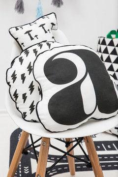 Nähset für ein Dekokissen: Buchstaben - Materialsets kaufen im Makerist Materialshop