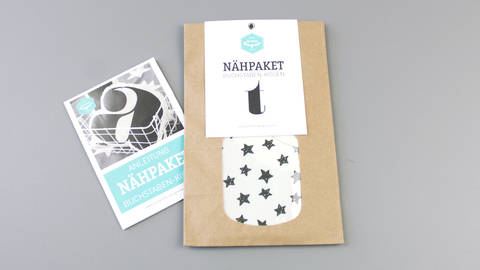 Dekokissen: Buchstabe mit Sternen-Muster - t kaufen im Makerist Materialshop