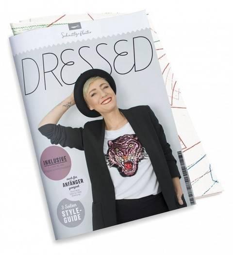 Schnittgeflüster Magazin: Dressed 3/18 kaufen im Makerist Materialshop
