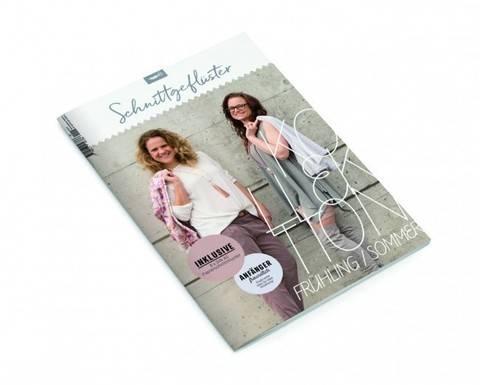 Schnittgeflüster Magazin: Kollektion 1/17 kaufen im Makerist Materialshop