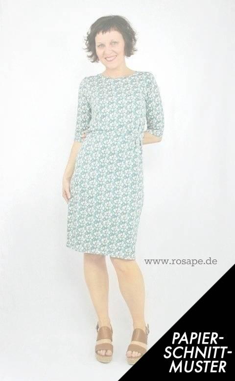 Gedrucktes Schnittmuster für: Kleid Nr.3 / Gr XS bis L kaufen im Makerist Materialshop
