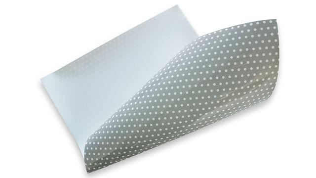 Pünktchen Flexfolie zum Plotten - grau - Plotter und Folien kaufen im Makerist Materialshop