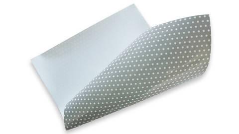 Pünktchen Flexfolie zum Plotten - grau kaufen im Makerist Materialshop