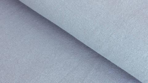 Bündchenstoff hellgrau: Heike - 100 cm kaufen im Makerist Materialshop