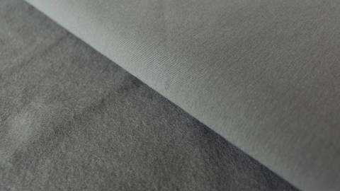 Acheter Tissu gris foncé pour sweat : Eike - 155 cm dans la mercerie Makerist