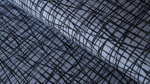 Dunkelgrauer Baumwolljersey: Scaffolding - 150 cm kaufen im Makerist Materialshop
