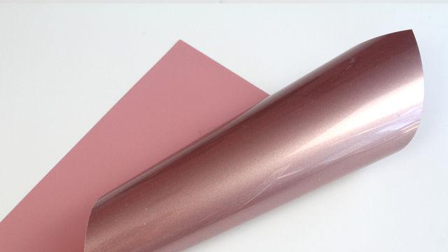 Premium Flexfolie S - roségold - Plotter und Folien kaufen im Makerist Materialshop