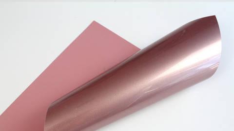 Premium Flexfolie S - roségold kaufen im Makerist Materialshop