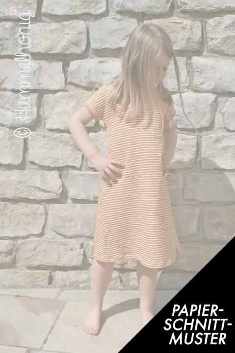 Gedrucktes Schnittmuster für: Sommerkleid (Gr. 92 - 158) Schnittmuster  kaufen im Makerist Materialshop