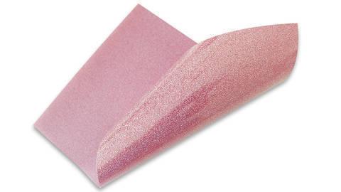 Glitzernde Flexfolie zum Plotten - roségold kaufen im Makerist Materialshop