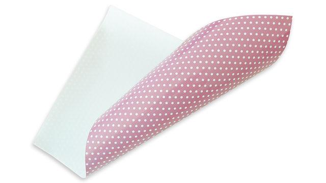 Acheter Flex pour plotter à pois - rose baie - Plotters et accessoires dans la mercerie Makerist
