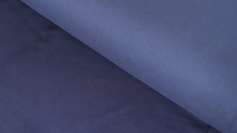 Acheter Tissu en viscose radiance uni bleu marine - 142 cm dans la mercerie Makerist