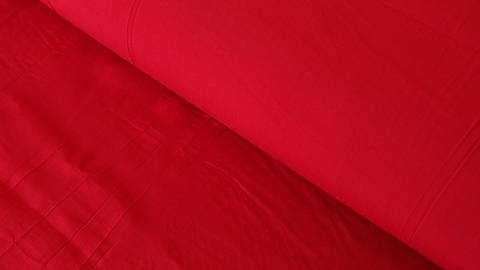 Roter Uni Radiance Viskose - 142 cm kaufen im Makerist Materialshop
