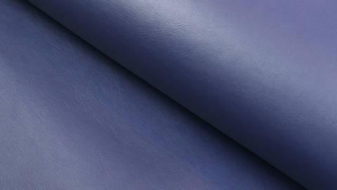 Kunstleder dunkelblau - 140 cm kaufen im Makerist Materialshop