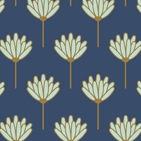 Jersey Art Gallery Floret Honeydew kaufen im Makerist Materialshop
