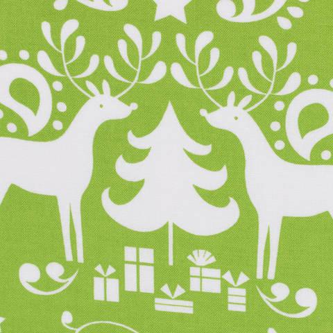 Blend Treelicious - Hirsch grün kaufen im Makerist Materialshop
