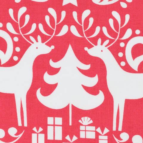 Blend Treelicious - Hirsch rot kaufen im Makerist Materialshop