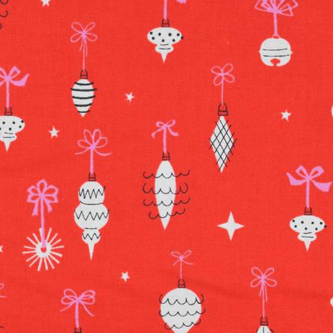 Cotton and Steel - Ornamentals cherry kaufen im Makerist Materialshop