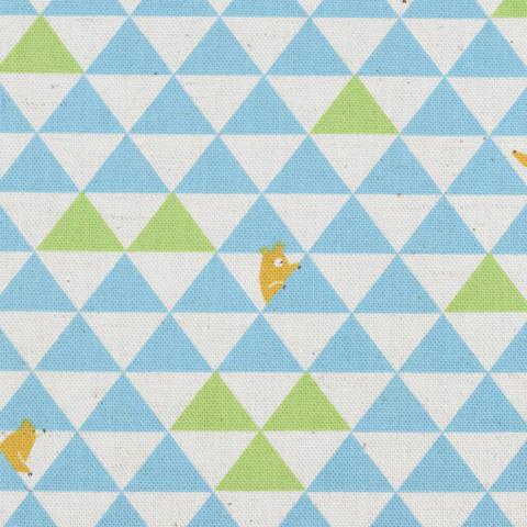 KOKKA Trèfle Bärchen blau kaufen im Makerist Materialshop